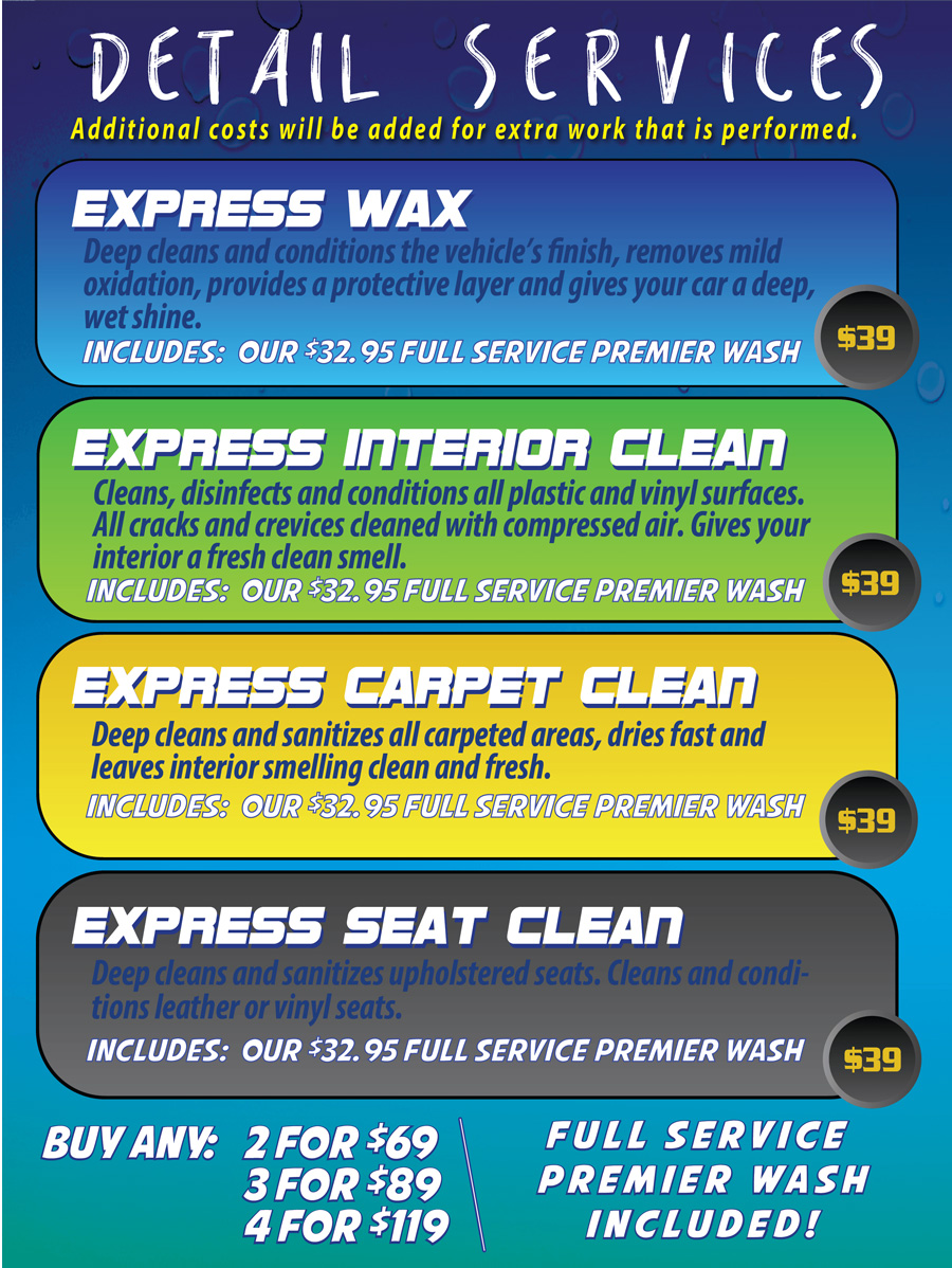 Car Wash Detailing In Greenville Sc