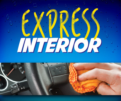 detail services premier express car wash. Black Bedroom Furniture Sets. Home Design Ideas